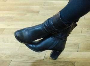 bottines-cuir-femmes-talon-classique