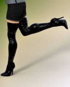 cuissarde-cuir-femme-noir