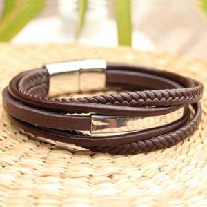 Comment et avec quoi nettoyer un bracelet en cuir?