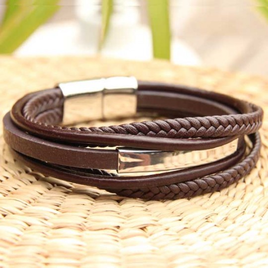 comment et avec quoi nettoyer un bracelet en cuir