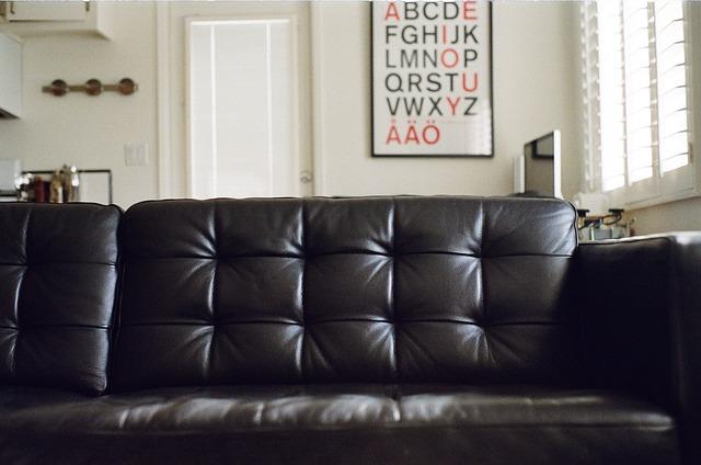 Comment entretenir un canapé en cuir?