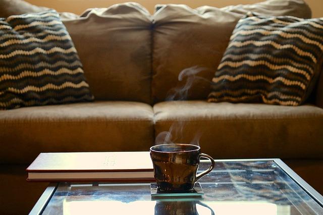 Le duel : canapé en cuir VS canapé en tissu