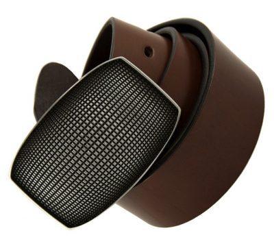Tous les avantages d'une ceinture en cuir automatique